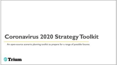 Scenario Planning Toolkit Snapshot